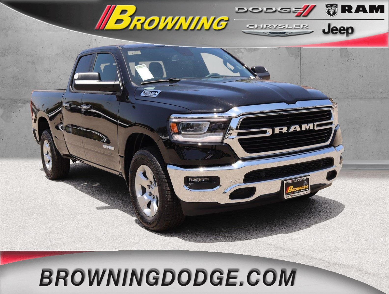 New 2019 Ram All New 1500 Big Horn Lone Star Quad Cab In Norco