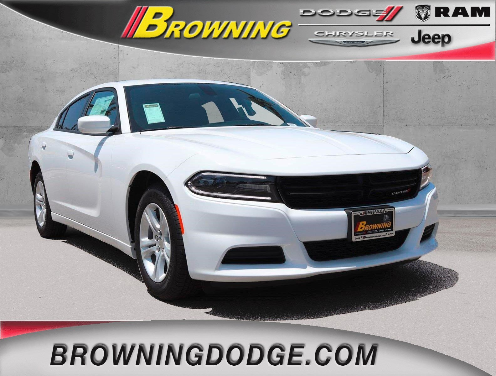 new 2018 dodge charger sxt sedan in norco 9832044 browning dodge. Black Bedroom Furniture Sets. Home Design Ideas