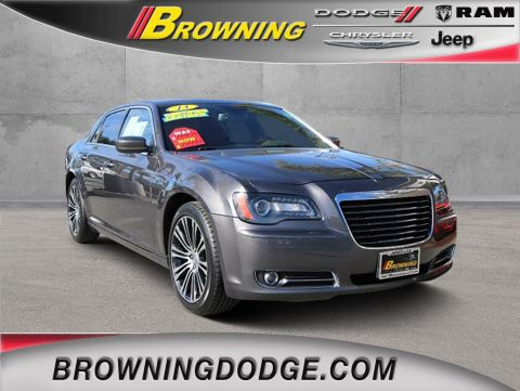 Certified Pre-Owned 2013 Chrysler 300 300S
